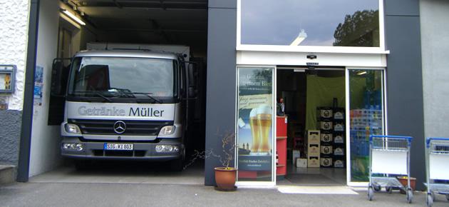 Getränke Müller, Sigmaringendorf
